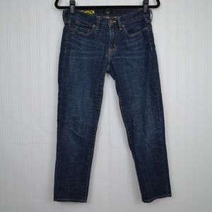J. Crew Factory | Toothpick Skinny Ankle Jean